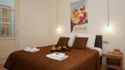 Ramblas deluxe 2 bedroom apartment