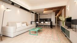 Portaferrissa two bedroom apartment