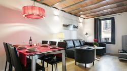 Apartment near Rambla 7