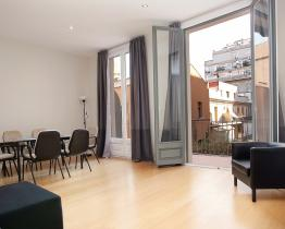 Ideal apartment for families in Barcelona