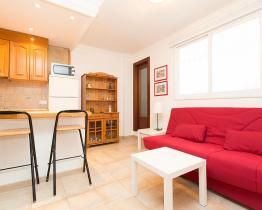 Comfortabel appartement in Gracia