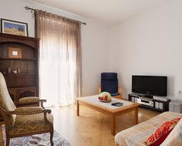 Traditional apartment in Poblenou Beach