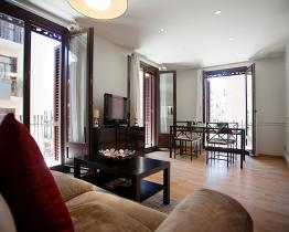 Apartments for large groups and families, Barcelona