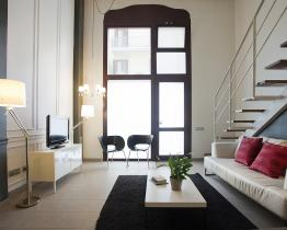 Rent duplex apartments in Barcelona