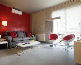 Lejligheder med 2 soveværelser, Plaza Espanya