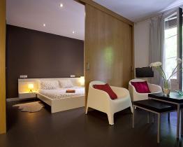 Wynajem mieszkania koło Fira de Barcelona