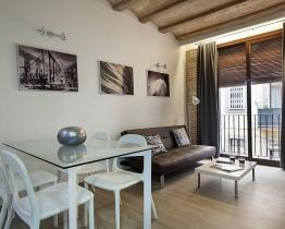 Accommodation in the historic center of Barcelona