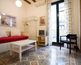 Charm lejlighed i Ciutat Vella
