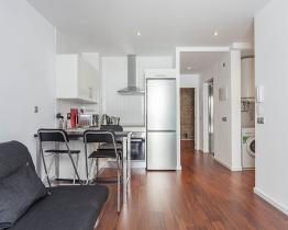 Hyr nya stil lägenhet i Barcelona