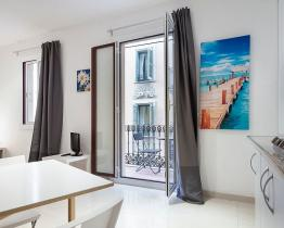 Lindo apartamento en Barceloneta