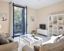 Gran Via appartement in Barcelona