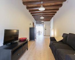 Preisgünstige Wohnung in Barcelonas Altstadt