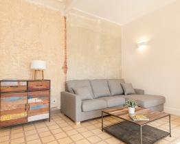 Sunny and spacious apartment en Sant Antoni
