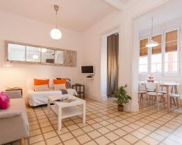 Sunny flat for rent in Sant Antoni