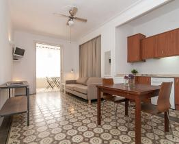 Modernist flat for rent in Sant Antoni