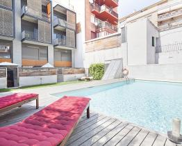 Barcelona holiday apartment rental