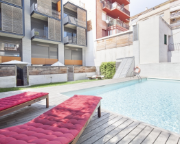Barcelona Holiday rentals for large groups