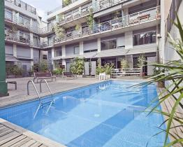 Appartement urbain Barcelone