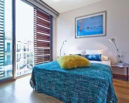 Apartamentos com terraço e piscina em Barcelona