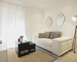 Luxury boutique apartments in Barcelona