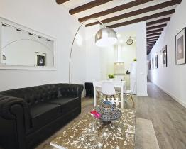 Cheap and chic rentals in Barcelona