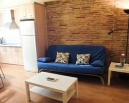 Monthly rental in Barcelona, Spain