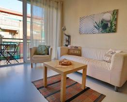 Apartamento con encanto en Sagrada Familia