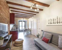 Group holiday rentals in Barcelona