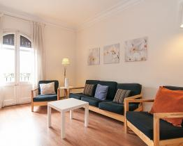 Mieszkanie do wynajęcia obok Arco de Triunfo