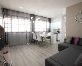 One bedroom flats for rent in Gràcia