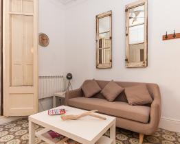 Cosy flat next to the Sant Antoni market