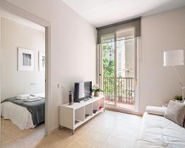 Apartment near city center of Barcelona