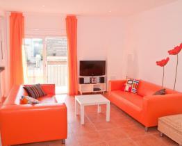 Bright penthouse på 2 nivåer, Sitges