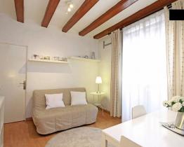 Lejlighed til leje i Barcelona Las Ramblas