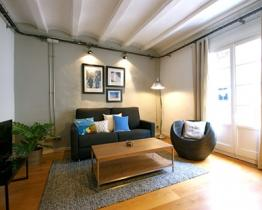 Apartments in Gothic quarter
