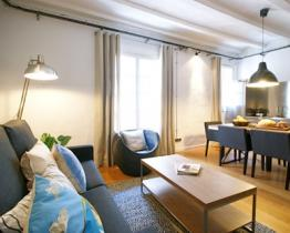 Gothic quarter holiday apartments