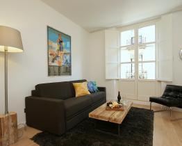 Apartamento con mucho encanto