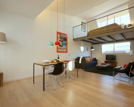 Ferran exclusive duplex apartment in Barcelona