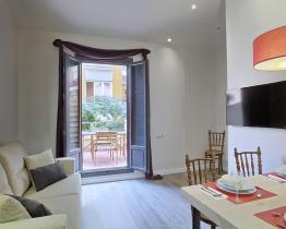 Maandelijkse flats Sagrada Familia