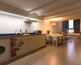 Group holiday accommodation, Barcelona