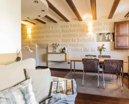 Posto Las letras, centro appartamenti a Barcellona
