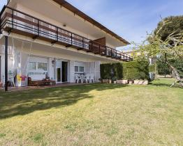 Charmante Familien-Villa mit Pool in Palamos
