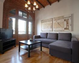 Barcellona appartamento Moritz