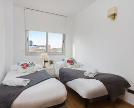 Olympic Village rentals, safe and quiet location