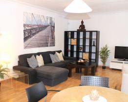 Stunning 3 bedroom apartment in Gracia, Barcelona.