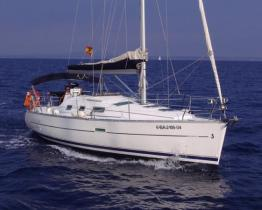 Charter barco en alquiler en Port Olimpic Barcelona