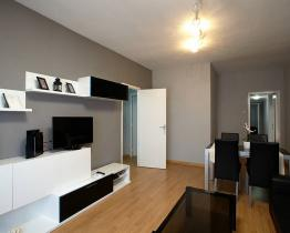 Room in modern style apartment, Sagrada Familia