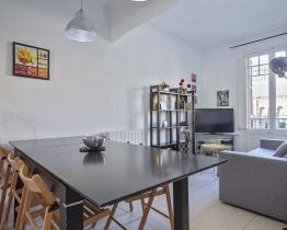 Driekamer appartement te huur in Barcelona