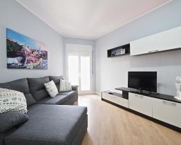 Eenpersoonskamer in de buurt van Hospital de Sant Pau, Barcelona