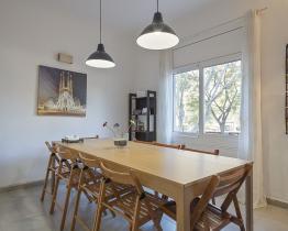 Stort boende i Barcelona - idealt för grupper upp till tio personer